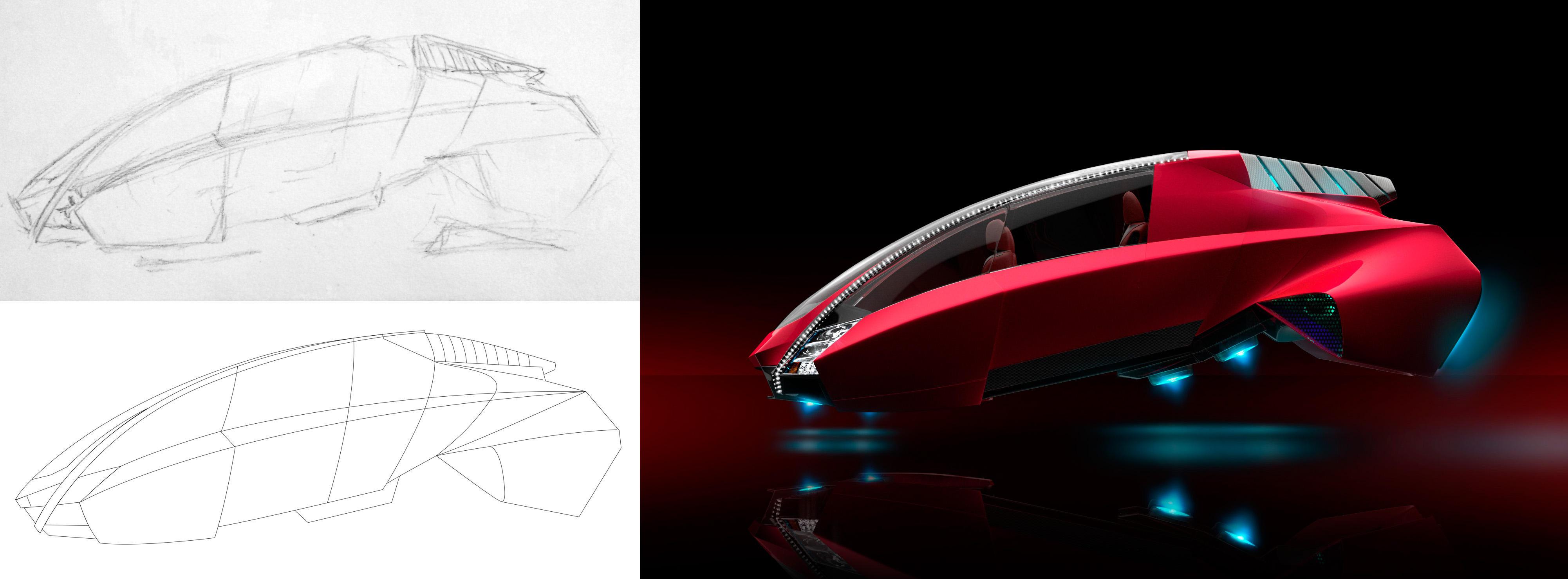 Concept Car by reinohvp