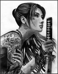 Warrior by AeonlX