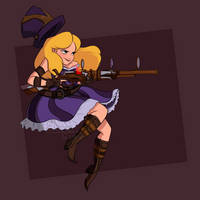 Alice, the Sheriff of Piltover by Dreemers