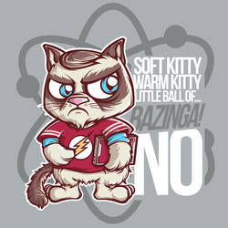 Grumpy Cooper Shirt Design by jml2art