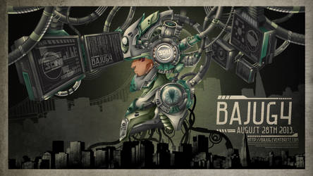 BAJUG4 by jml2art