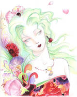 Amano's Terra by Wachan
