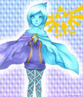 .: Zelda: Skyward Sword - Fi :. by Roselia55