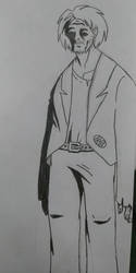 Mr. Lipka by Mebreb