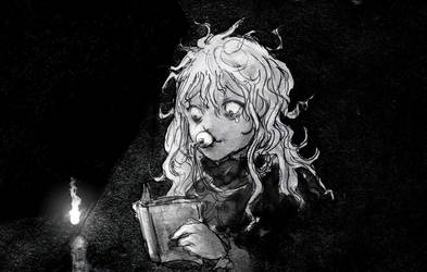 The little vampire / Anna by NoRiPiE