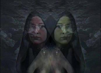 Schizophrenia by Atelier24Art