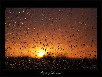 drops of the sun by NashBen