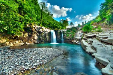 Waterfall by ahmetkutuk