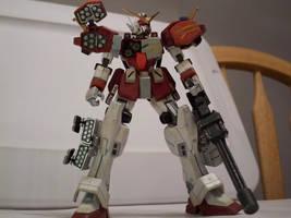 HeavyArms Bash Unfinished 2 by RedKARASU