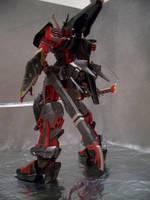 Karasu Frame w Booster Rear by RedKARASU
