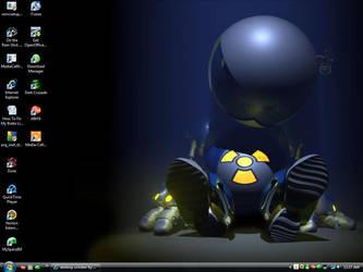 desktop october by RedKARASU