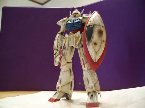 Turn A Gundam FIN 4 by RedKARASU