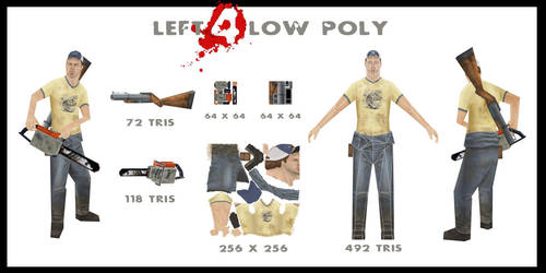 low poly ellis by s-h-a-n-k-s