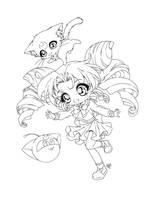 small lady... by sureya