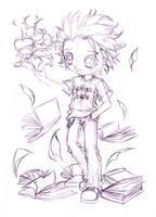 seer... sketch... by sureya
