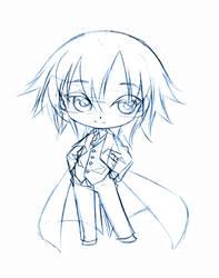 xeno... sketch by sureya