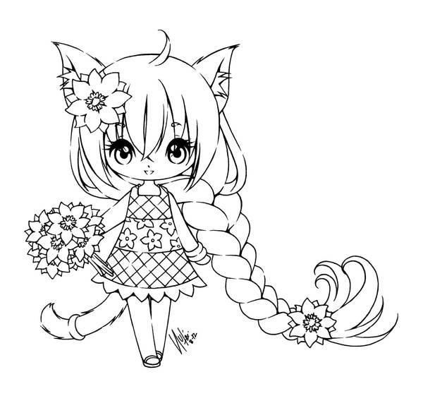 summer kitty... by sureya