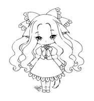 little missy... by sureya