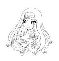 princess antigone... by sureya