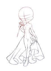 base 05... with skirt by sureya