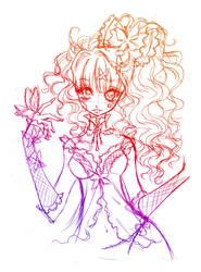 miss butterfly... draft by sureya