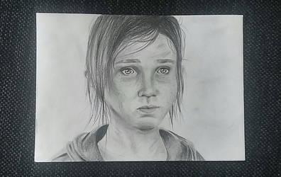 Ellie - Last of Us by JustSimone
