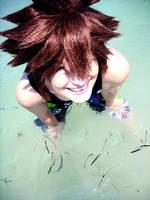 Fun in the sun by 0Charcoal0