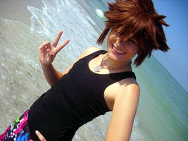Beach Boy by 0Charcoal0
