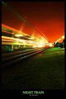 Night Train by Zoomwafflez