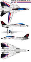 Skystriker XP-14F GI-JOE by bagera3005