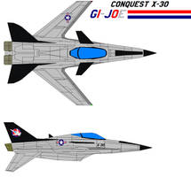 Conquest X-30 by bagera3005