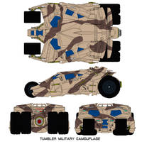 tumbler military camouflage by bagera3005