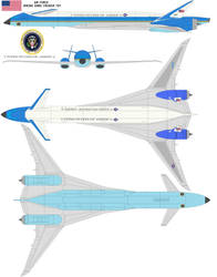 Air force Boeing Sonic Cruiser by bagera3005