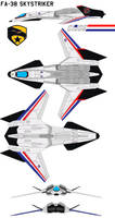 FA-38 Skystriker by bagera3005