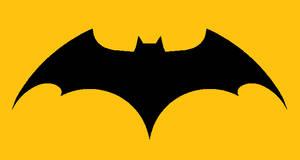 batmen logo comics by bagera3005