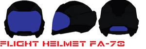 flight helmet FA-70 by bagera3005