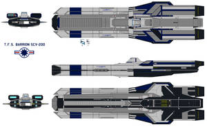 TFS Barrion SCV-200 by bagera3005