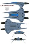 Talon2 Xf-400 BSG Marked by bagera3005