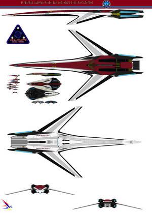 USS Raptor CDX-227730 by bagera3005