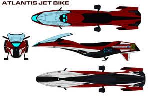 Atlantis Jet Bike by bagera3005