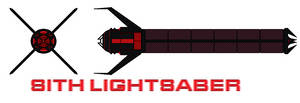 Sith Lightsaber by bagera3005
