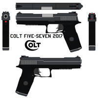 Colt Five-seven 2017 by bagera3005