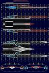 Poseidon dry dock an Atlantis CVX-4575A by bagera3005