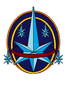 Atlantis G.F.A.  combadge by bagera3005