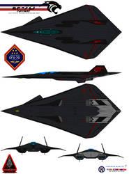 Lockheed  EFX-70 Panther 2 by bagera3005