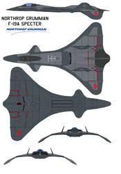Northrop Grumman  Ghost gray by bagera3005
