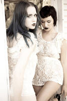 Vintage Lace 2 by MordsithCara