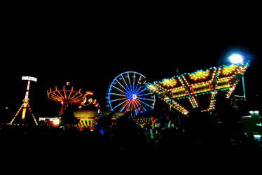 Lights Of The Fair by MordsithCara