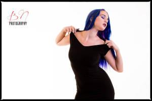 Little Black Dress 3 by MordsithCara