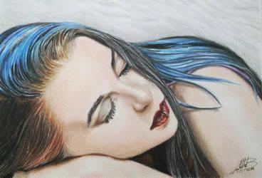 by AndresBellorin-ART by MordsithCara